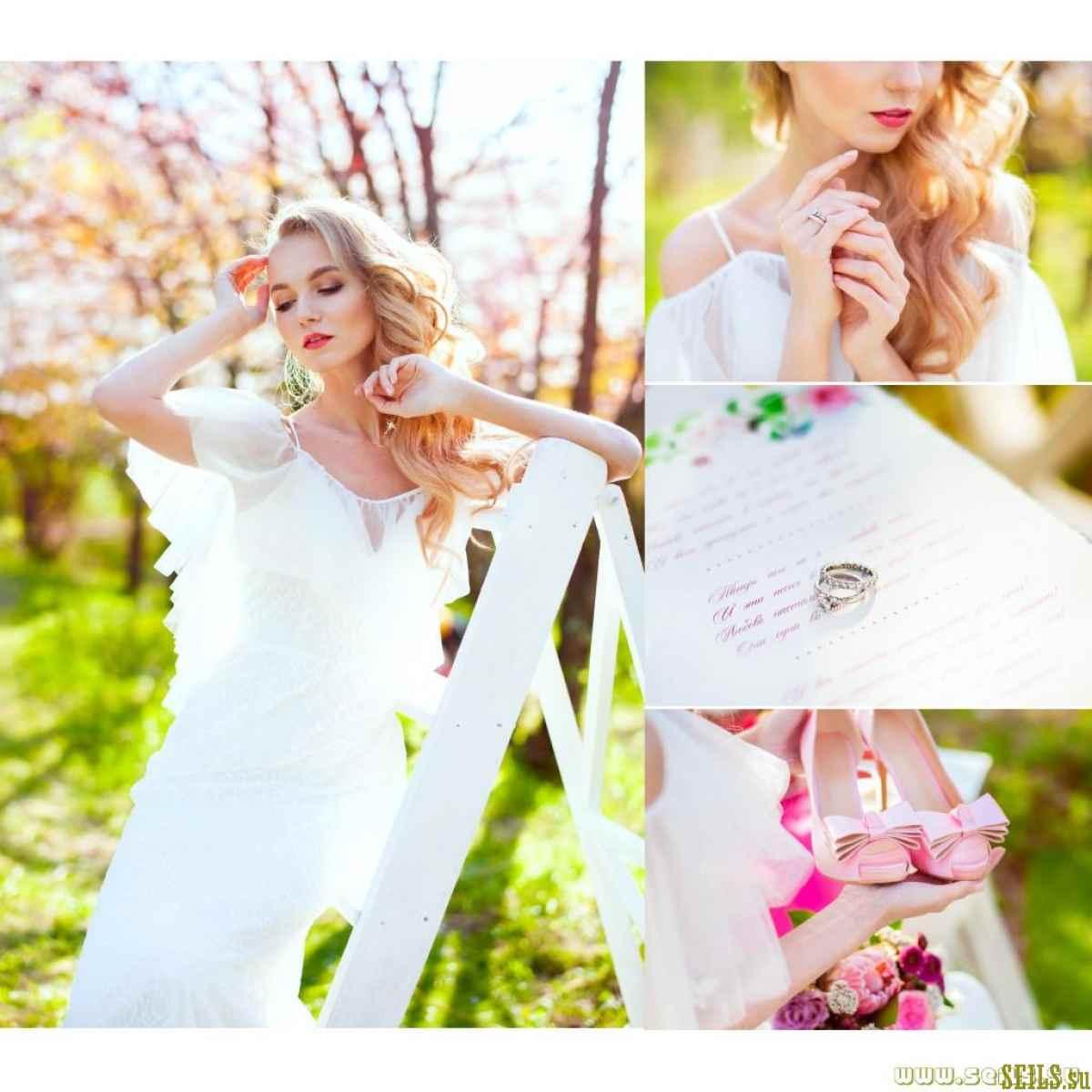 Creative Fashion Wedding Photoshooting