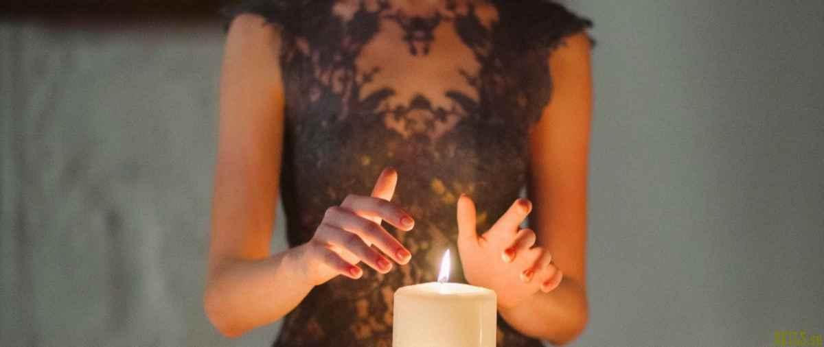 Декор свадьбы «Огненная страсть»