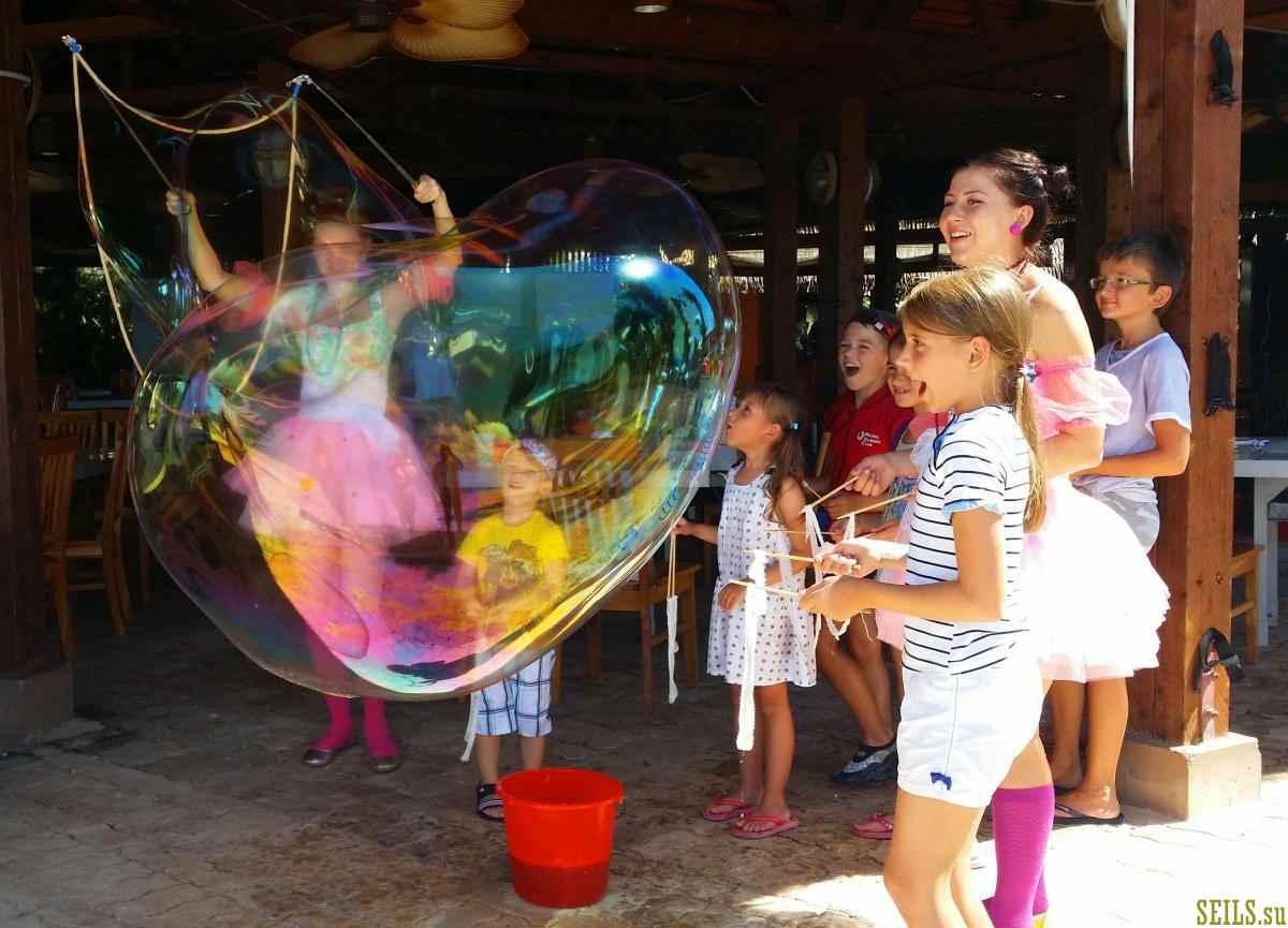 Детский День Рождения или Вечеринка