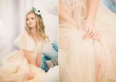 Фотопроект «Свадьба на небесах»
